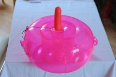 Recenze nafukovacího balónu s vibračním dildem