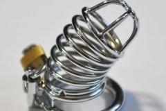 Recenze kovového pánského pásu cudnosti